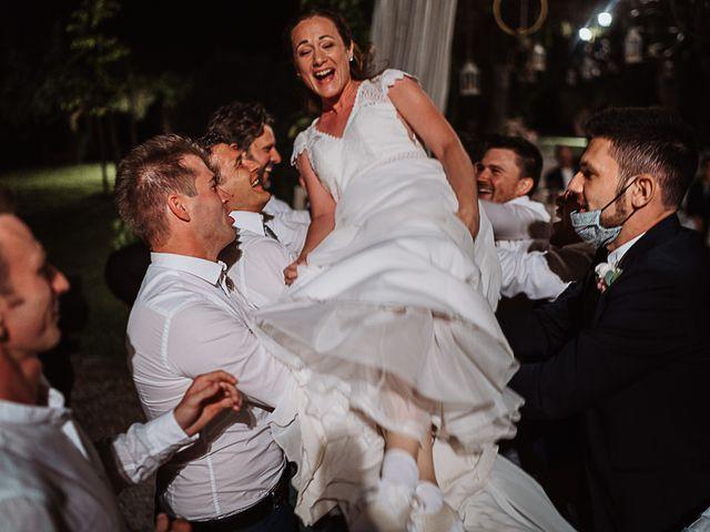 Il matrimonio di Nicola Giulio e Alessandra a Vigonovo, Venezia 54