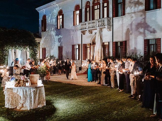 Il matrimonio di Nicola Giulio e Alessandra a Vigonovo, Venezia 55