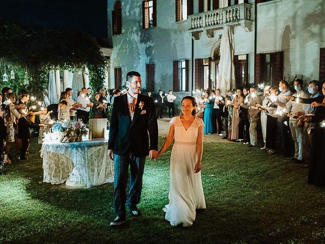 Il matrimonio di Nicola Giulio e Alessandra a Vigonovo, Venezia 56