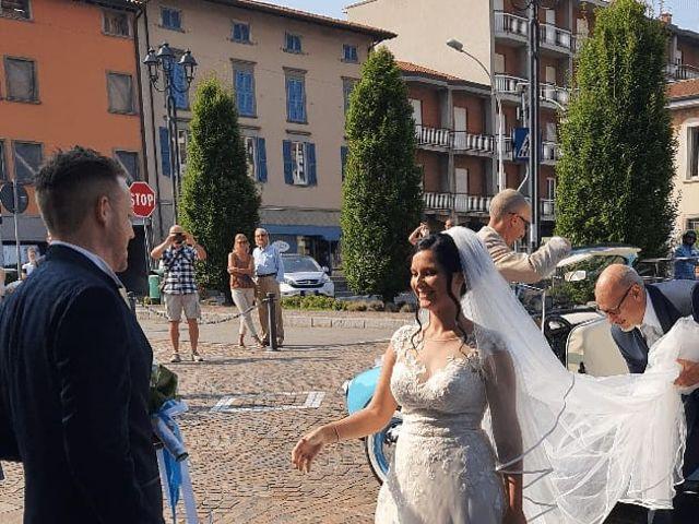 Il matrimonio di Martina e Yuri a Brembate di Sopra, Bergamo 1