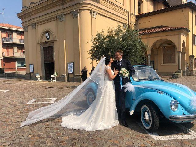 Le nozze di Yuri e Martina