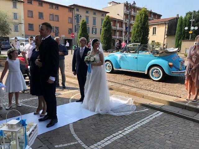 Il matrimonio di Martina e Yuri a Brembate di Sopra, Bergamo 2