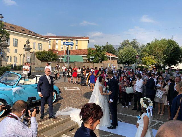 Il matrimonio di Martina e Yuri a Brembate di Sopra, Bergamo 3