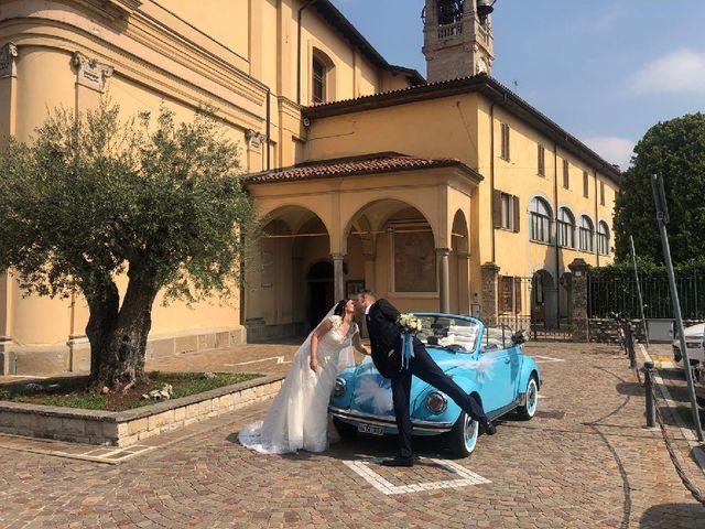 Il matrimonio di Martina e Yuri a Brembate di Sopra, Bergamo 4