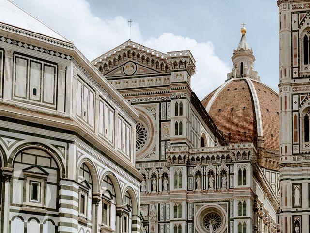 Il matrimonio di Nick e Ashley a Firenze, Firenze 1