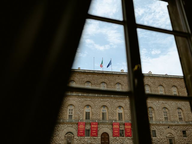 Il matrimonio di Nick e Ashley a Firenze, Firenze 2