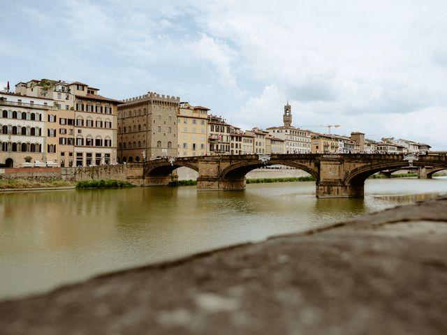 Il matrimonio di Nick e Ashley a Firenze, Firenze 19
