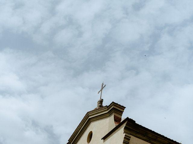 Il matrimonio di Nick e Ashley a Firenze, Firenze 40