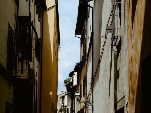 Il matrimonio di Nick e Ashley a Firenze, Firenze 41