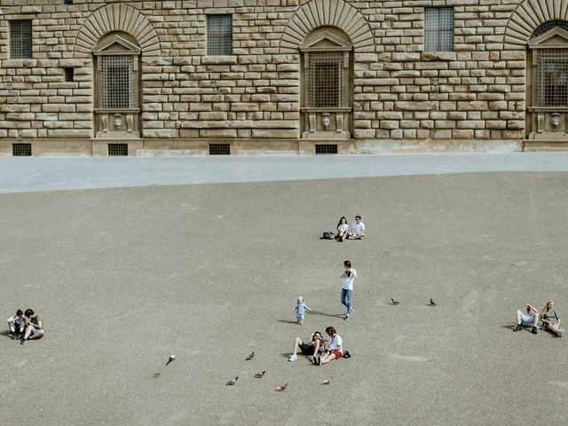 Il matrimonio di Nick e Ashley a Firenze, Firenze 73