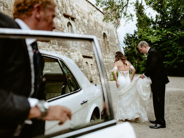 Il matrimonio di Nick e Ashley a Firenze, Firenze 89