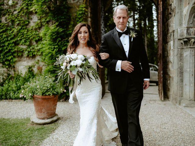Il matrimonio di Nick e Ashley a Firenze, Firenze 94