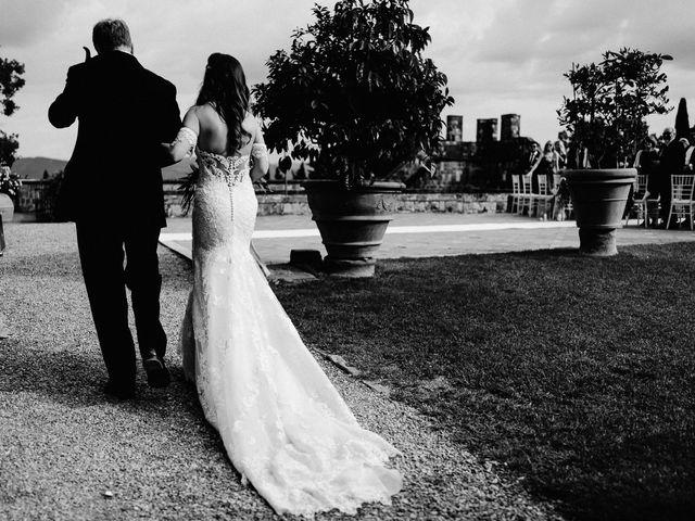 Il matrimonio di Nick e Ashley a Firenze, Firenze 95