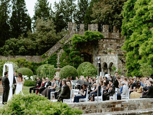 Il matrimonio di Nick e Ashley a Firenze, Firenze 101