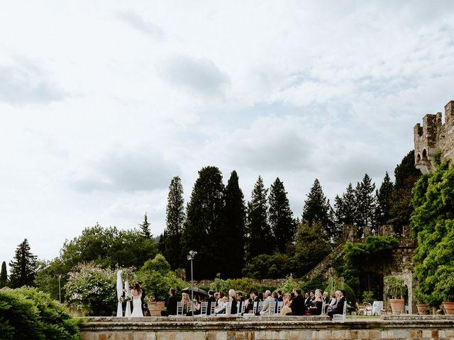 Il matrimonio di Nick e Ashley a Firenze, Firenze 102