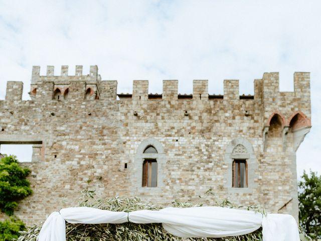 Il matrimonio di Nick e Ashley a Firenze, Firenze 104