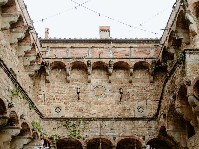 Il matrimonio di Nick e Ashley a Firenze, Firenze 131