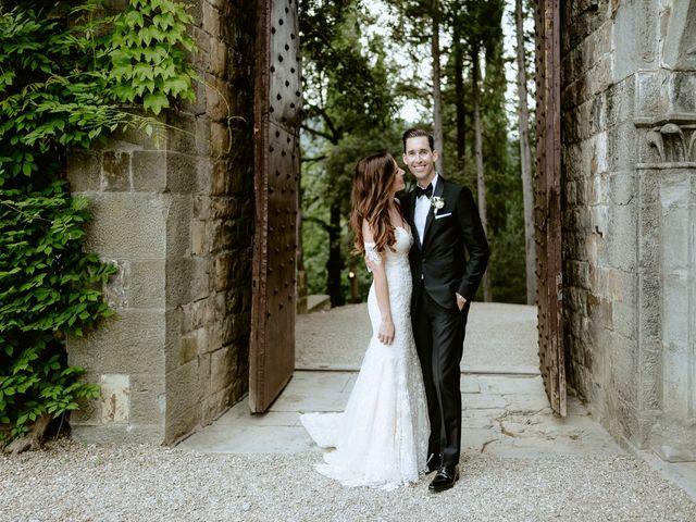 Il matrimonio di Nick e Ashley a Firenze, Firenze 140