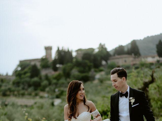Il matrimonio di Nick e Ashley a Firenze, Firenze 143