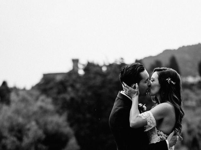 Il matrimonio di Nick e Ashley a Firenze, Firenze 146