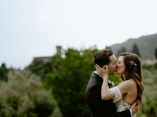 Il matrimonio di Nick e Ashley a Firenze, Firenze 147