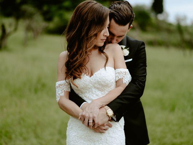 Il matrimonio di Nick e Ashley a Firenze, Firenze 154