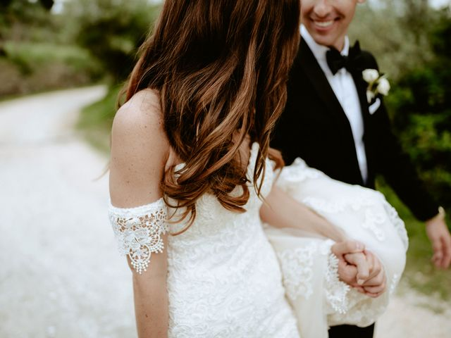 Il matrimonio di Nick e Ashley a Firenze, Firenze 158