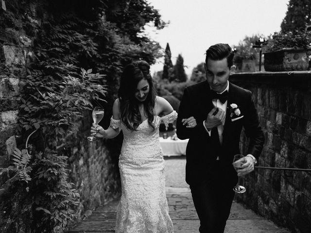 Il matrimonio di Nick e Ashley a Firenze, Firenze 174