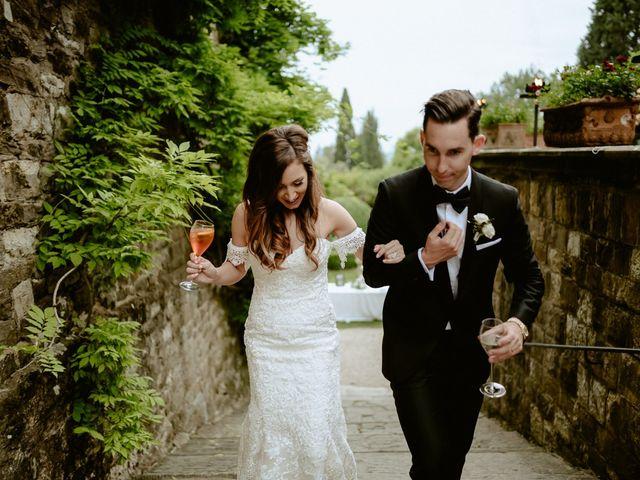 Il matrimonio di Nick e Ashley a Firenze, Firenze 175