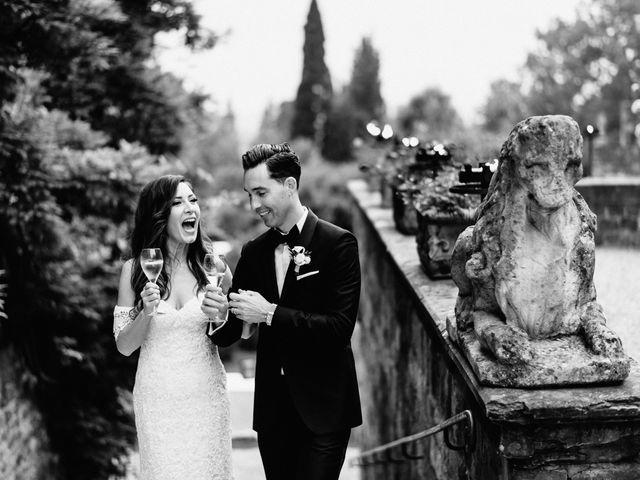 Il matrimonio di Nick e Ashley a Firenze, Firenze 177