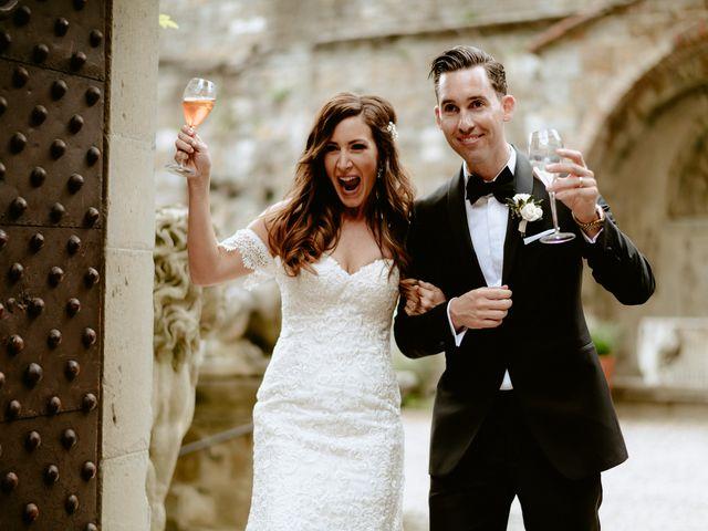 Il matrimonio di Nick e Ashley a Firenze, Firenze 178