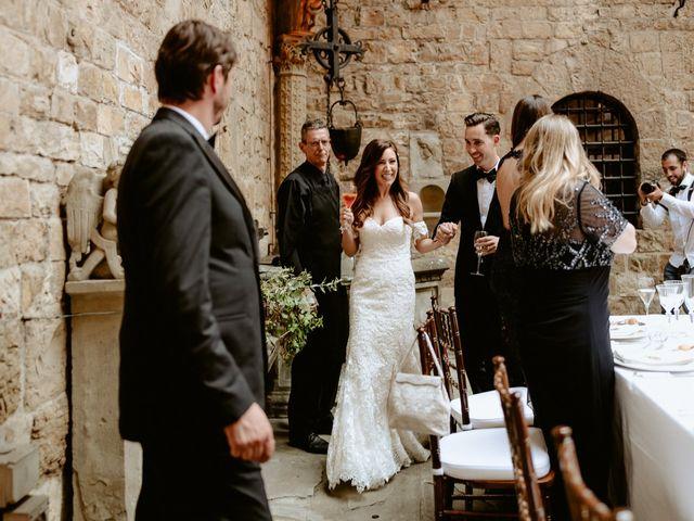 Il matrimonio di Nick e Ashley a Firenze, Firenze 181
