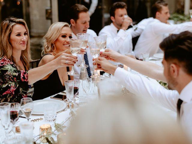 Il matrimonio di Nick e Ashley a Firenze, Firenze 184