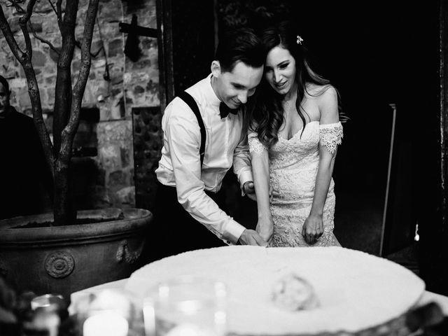 Il matrimonio di Nick e Ashley a Firenze, Firenze 215
