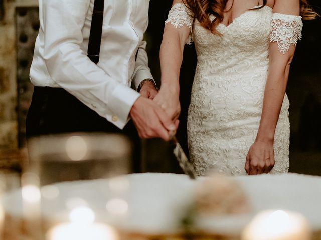 Il matrimonio di Nick e Ashley a Firenze, Firenze 216