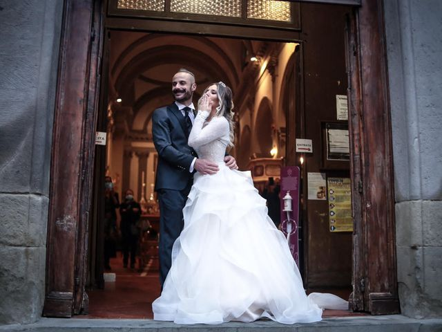 Il matrimonio di Christian e Desy a Pescia, Pistoia 4