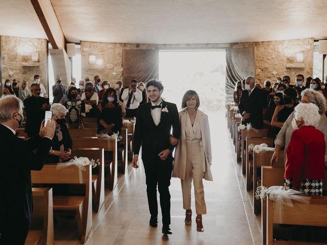 Il matrimonio di Samuele e Caterina a Poppi, Arezzo 4