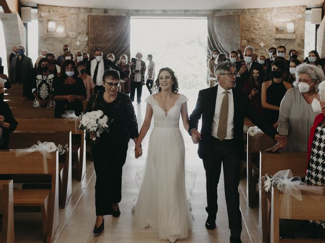 Il matrimonio di Samuele e Caterina a Poppi, Arezzo 8