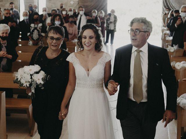 Il matrimonio di Samuele e Caterina a Poppi, Arezzo 9