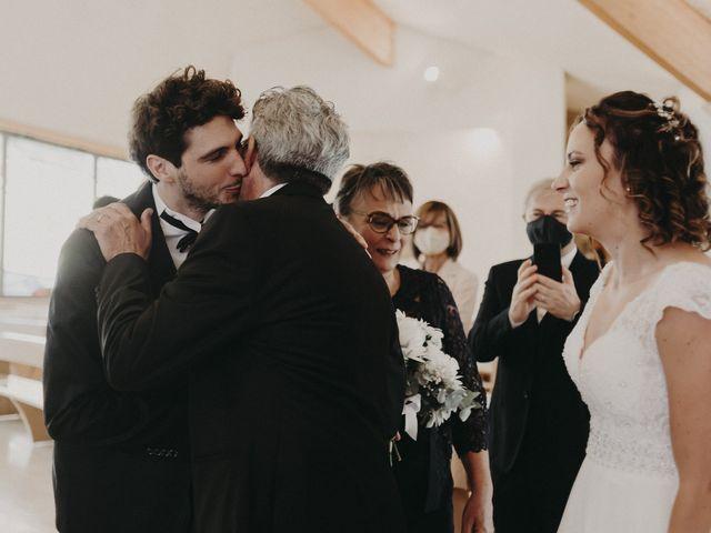 Il matrimonio di Samuele e Caterina a Poppi, Arezzo 10