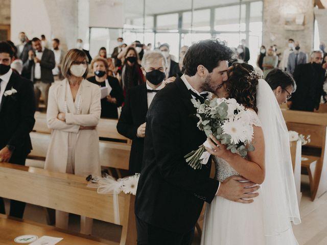 Il matrimonio di Samuele e Caterina a Poppi, Arezzo 11