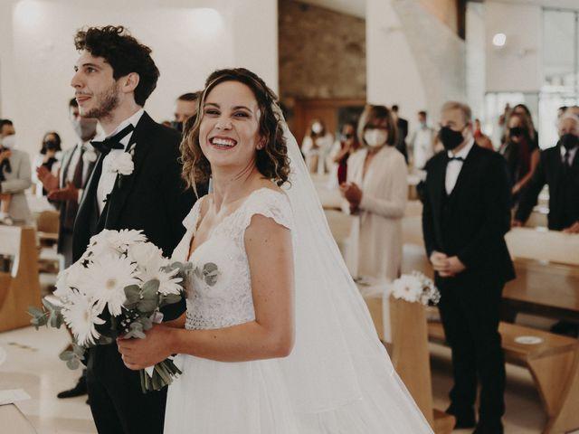 Il matrimonio di Samuele e Caterina a Poppi, Arezzo 13