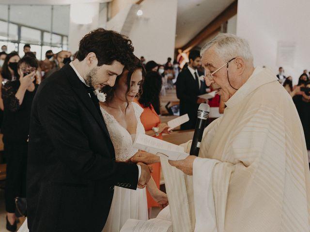 Il matrimonio di Samuele e Caterina a Poppi, Arezzo 15