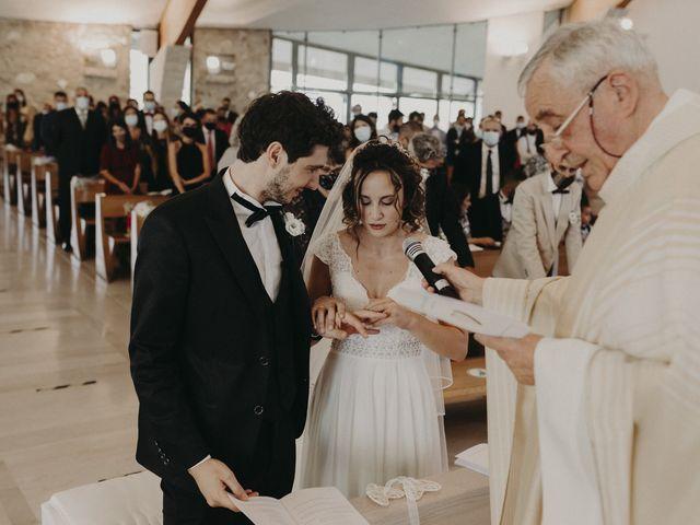 Il matrimonio di Samuele e Caterina a Poppi, Arezzo 18