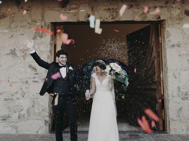 Il matrimonio di Samuele e Caterina a Poppi, Arezzo 20