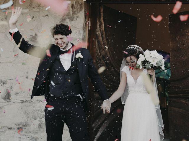 Il matrimonio di Samuele e Caterina a Poppi, Arezzo 21