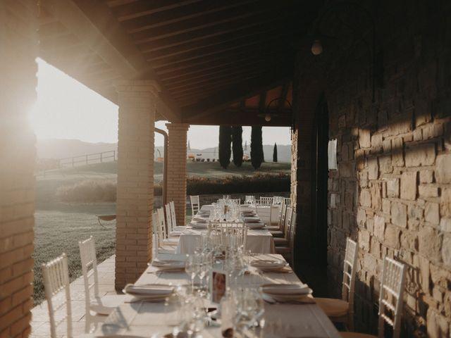 Il matrimonio di Samuele e Caterina a Poppi, Arezzo 29