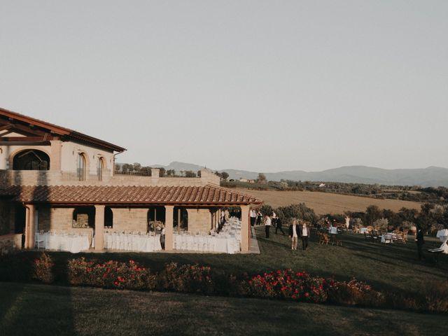 Il matrimonio di Samuele e Caterina a Poppi, Arezzo 30