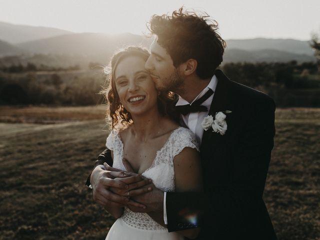 Il matrimonio di Samuele e Caterina a Poppi, Arezzo 32