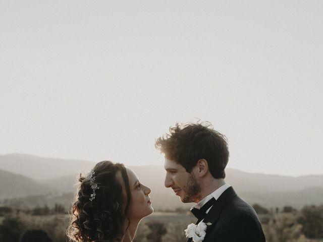 Il matrimonio di Samuele e Caterina a Poppi, Arezzo 34
